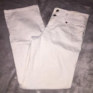 Vintage {EXPRESS} Straight Leg Stretch Jeans